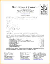 7 Legal Demand Letter Format Ledger Paper