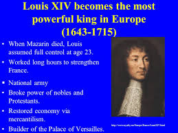 absolute monarchs in europe by m d bergquist world history  11 louis