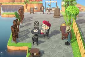 By highwood (2) rockport club classic white patio coffee table. The Sprudge Guide To Animal Crossing Cafes