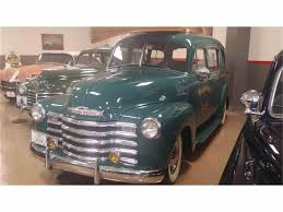 1952 to 1954 Chevrolet Suburban for Sale on ClassicCars.com - 3 ...