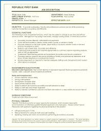 Bank Teller Resume Skills Bank Teller Resume Sample Writing Tips