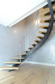 Escalier A Double Imon Central Acier Boi Inox Cd