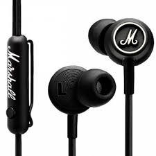 Наушники Marshall Mode Black купить в # Soundmag # Киев, Украина, низкие  цены