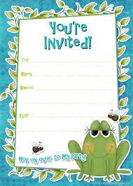 Class Party Invitation Invitation St Pauls Bay Primary School Year 6 4 Class Website