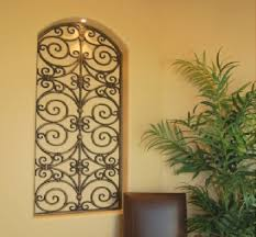 Small Picture Wall Decor metal wall art Wrought Iron wall decor