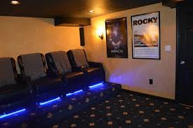basement movie theater. Bridgewater Movie Room In Basement With Elavated Seating. Theater