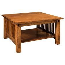 mccoy coffee table 36x36 shipshewana