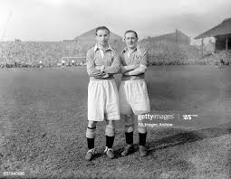 Stanley Matthews and Stan Mortensen, Blackpool News Photo - Getty Images