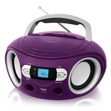 <b>Магнитола BBK BS15BT</b> фиолетовый — купить в интернет ...