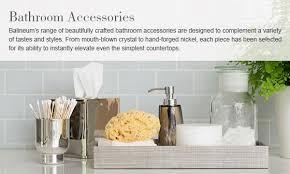 Small Picture Luxury Bathroom Accessories Balineum