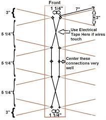 diy db4 antenna schematic drawing