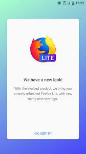 Mozilla veröffentlicht Firefox Lite 1.0 für Android