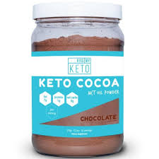 Keto recipes often call for cacao powder. This Kiss My Keto Cocoa Powder Is So Yum In My Coffee