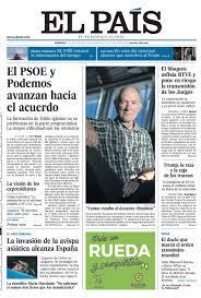 Portada de EL PAÍS del 21-07-2019