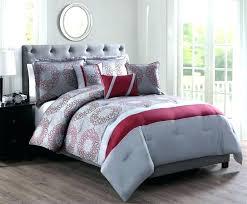 deep red comforter set sets bedroom dark home improvement loans navy federal