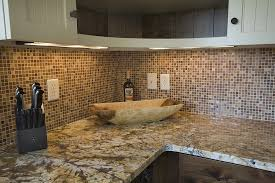 Black Granite Countertops With Tile Backsplash Enchanting Kitchen Awesome Tile Backsplash Ideas Kitchen Pictures With Beige