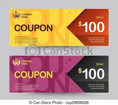 Credit Card Templates For Sale Gift Voucher Card Template Design For Special Time Coupon Template