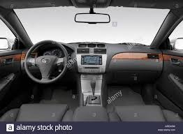 2007 Toyota Camry Solara SLE V6 in Gray - Dashboard, center ...