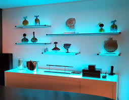 glass shelf lighting. Glass Shelf Lighting E