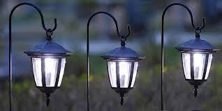 9 best outdoor solar lights for 2018 solar powered lights for your garden