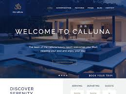 Small Picture 40 Best Hotel WordPress Themes 2017 aThemes