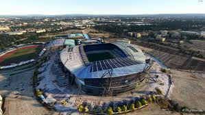 NEW) Etihad Stadium of Manchester City + Etihad Academy for youth team »  Microsoft Flight Simulator