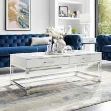 inspired home caspian 48 in white