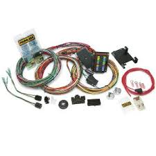 painless chassis wiring harness wild horses parts & accessories early bronco wiring harness Wiring Harness Early Bronco jeep wiring harness