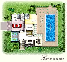 Tropical House Designs And Floor Plans   Design GalleryTropical House Design Floor Plans X Nice Design     Tropical House Designs