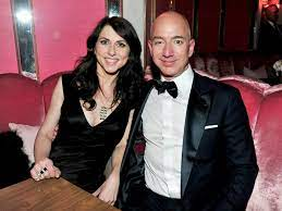 Jeff Bezos's divorce, explained - Vox