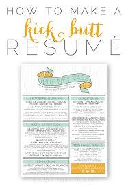 Create Resumes Resume Work Template