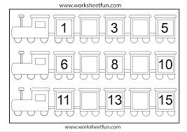 Free Printable Missing Number Worksheets For Kindergarten