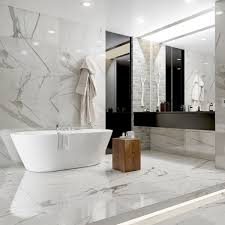 royal white marble effect tiles