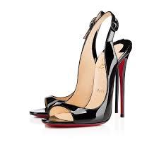 Allenissimas seductive silhouette is owed to her flirtatious <b>peep toe</b> ...