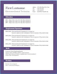 Resume Templates In Word 2010 Stunning Resume Template On Microsoft Word 28 Mysticskingdom