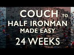 couch to half ironman training plan