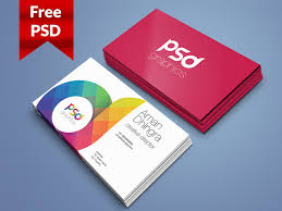 Business Card Mockup Template Free Psd By Psd Freebies Dribbble