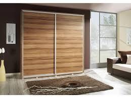 image of wood modern sliding closet doors