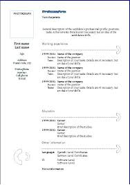 Free Resume Templates Google Docs Adorable Minimal Simple Word Resume Templates Cv Template Doc Meetwithlisa