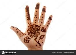женщина руки с хной стоковое фото Depkasami 148713643