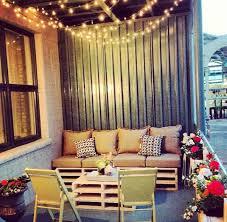 balcony lighting decorating ideas. 20 Small Balcony Lighting Ideas Decorating )