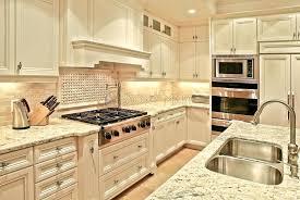 off white kitchen cabinets with dark countertops amazing counters granite white granite kitchen