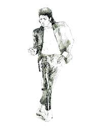 Michael Jackson Smooth Criminal Coloring Pages Smooth Criminal