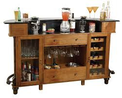 furniture solid wood liquor cabinet bar wine storage rack and glass hanger also open shelf with