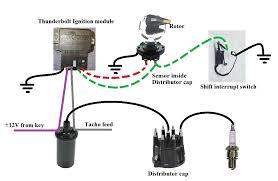 how mercruiser thunderbolt ignition systems work page 1 iboats mercruiser thunderbolt v ignition wiring diagram at Mercury Thunderbolt Ignition Wiring Diagram