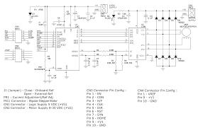 l298 and l297 based high cur stepper motor driver with mach 3 interface 4
