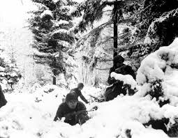 Battle Of The Bulge Casualties Chart Battle Of The Bulge Summary Significance Britannica