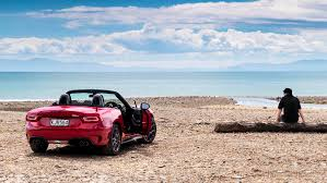 Abarth 124 Spider NZ Review Price and Specifications