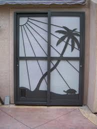 full size of door design palms on sliding security door glass doors residential patio domestic