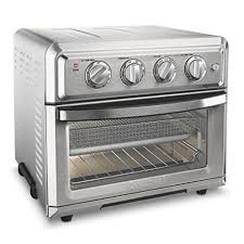 cuisinart toa 60 convection toaster oven air fryer with light